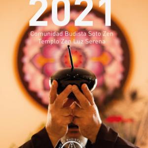 Calendario 2021 – Templo zen Luz Serena