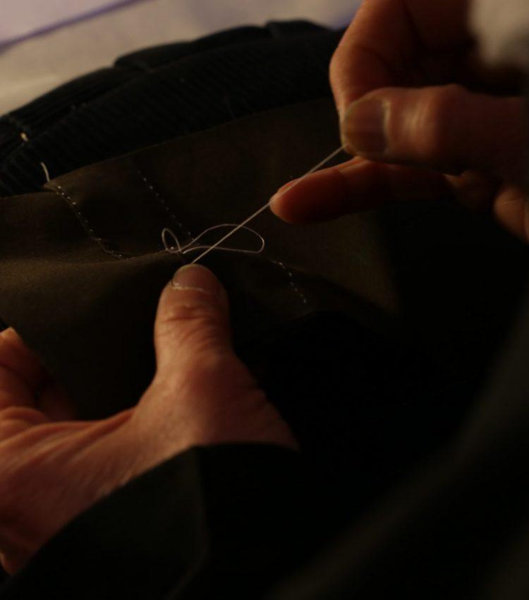 Retiro de costura de kesa en Luz Serena