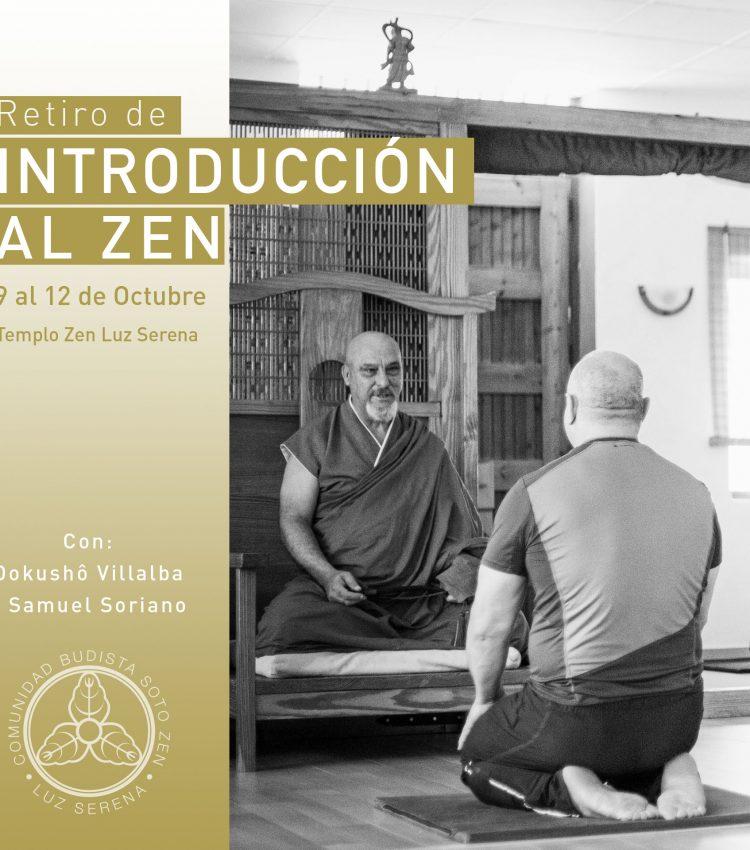 Pre-Inscripción a Retiro de Introducción. 9 al 12 de Octubre